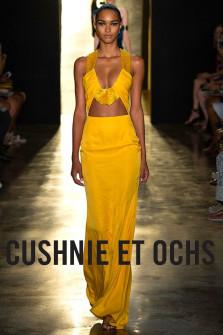 Cushnie Et Ochs Spring-Summer 2015
