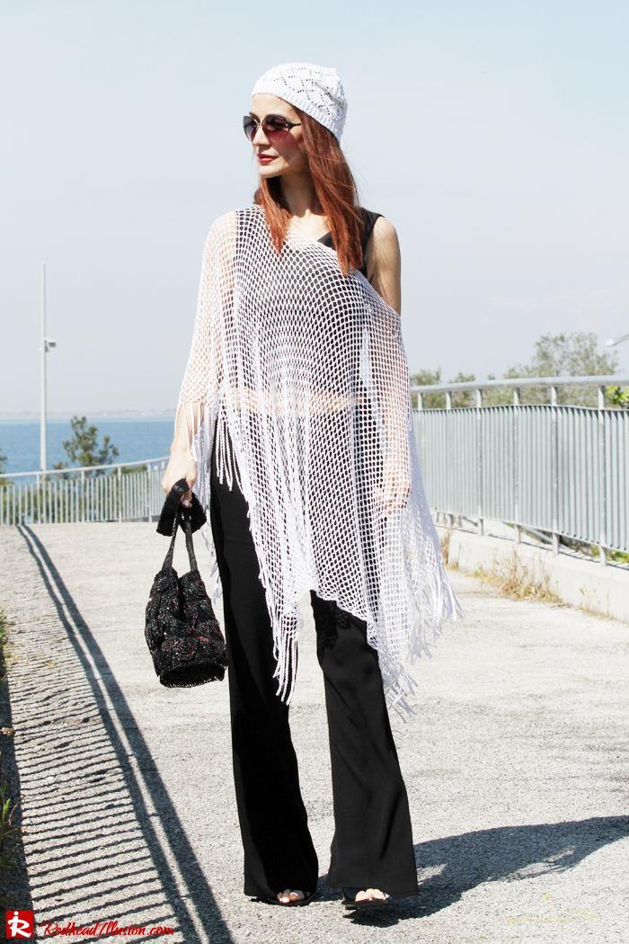Redhead Illusion - Crochet story and other-Crochet Shawl-Crochet Beanie-06