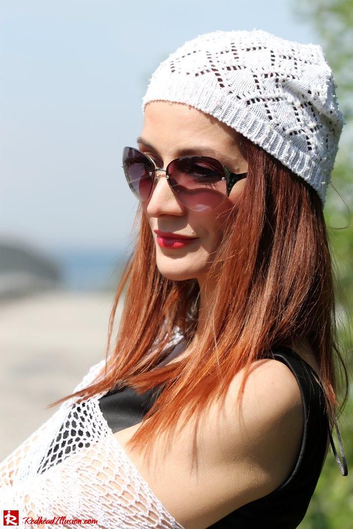 Redhead Illusion - Crochet story and other-Crochet Shawl-Crochet Beanie-08