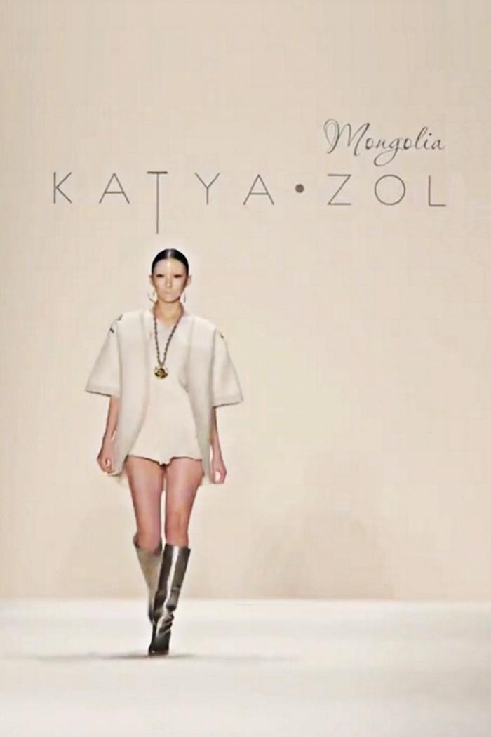 Katya Zol Autumn-Winter 2014
