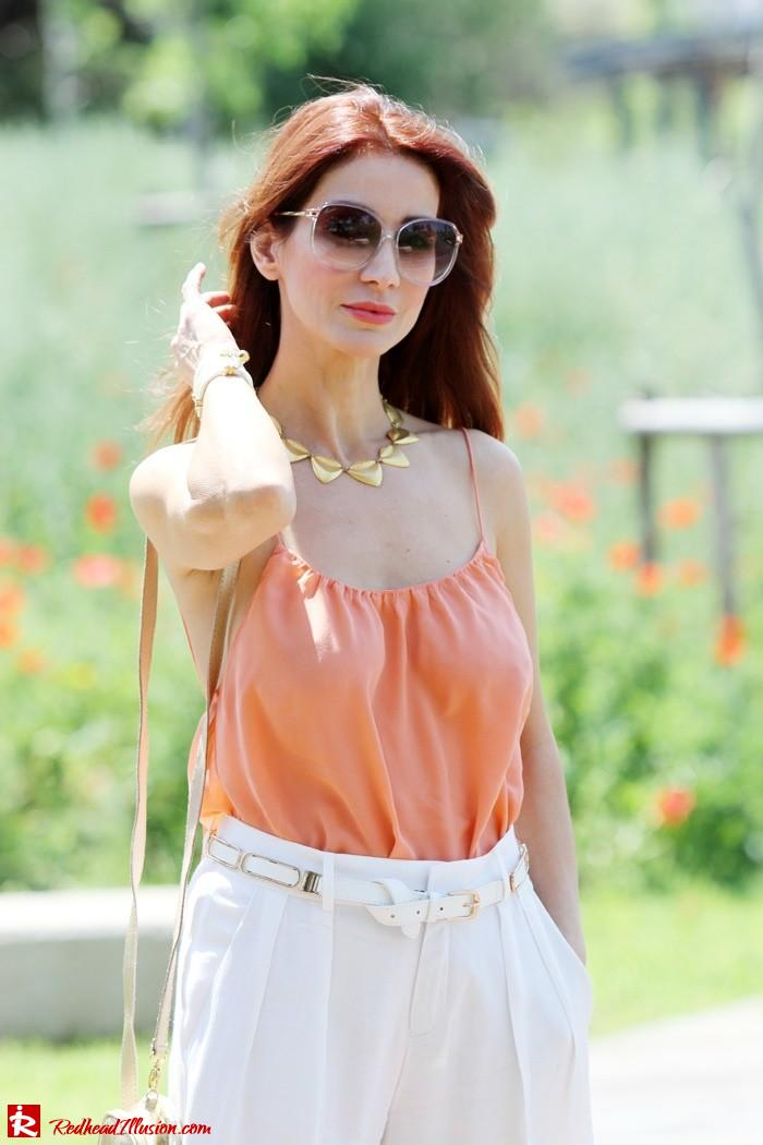 Redhead Illusion - Spaghetti time - Wide leg pants with thin straps top-03