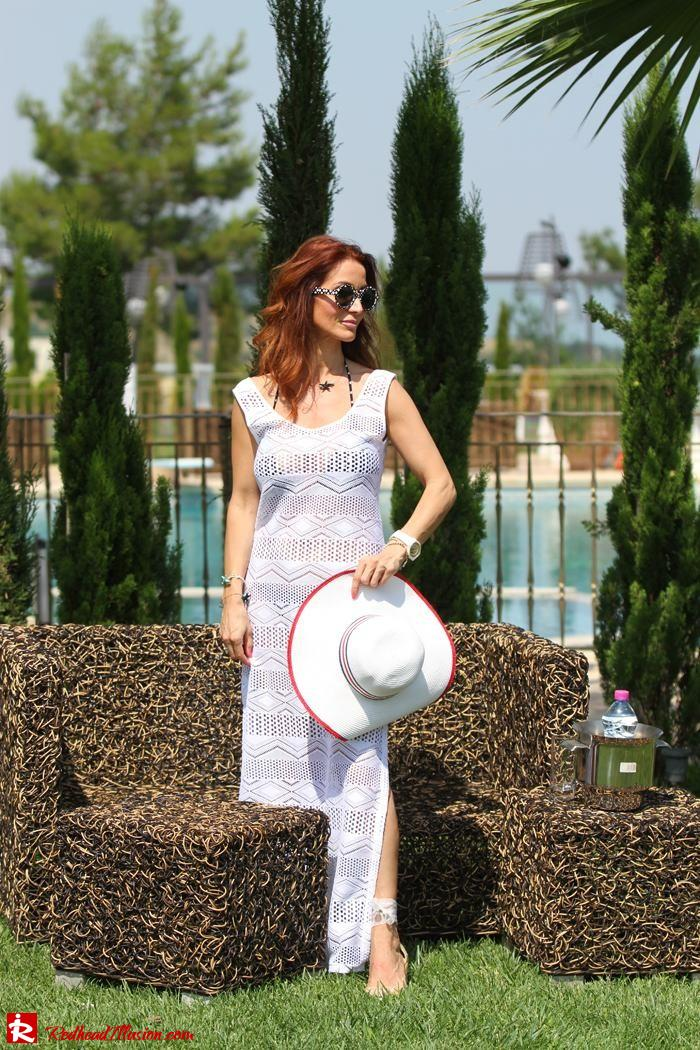 Redhead Illusion - Summer in the city - Part-1-06