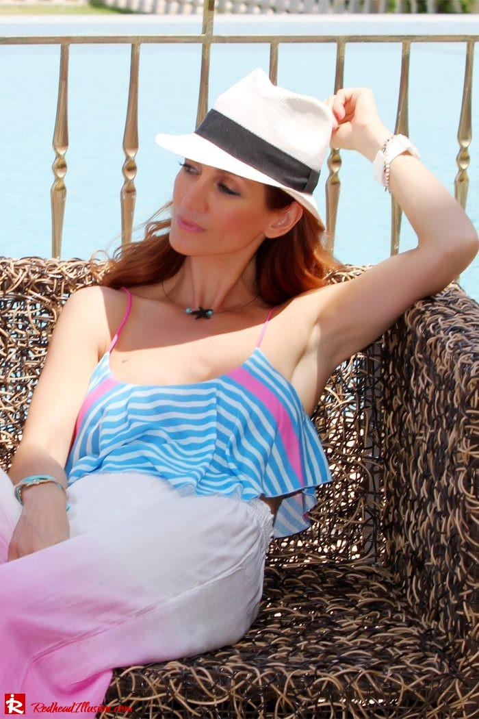 Redhead Illusion - Summer in the city - Part-1-14