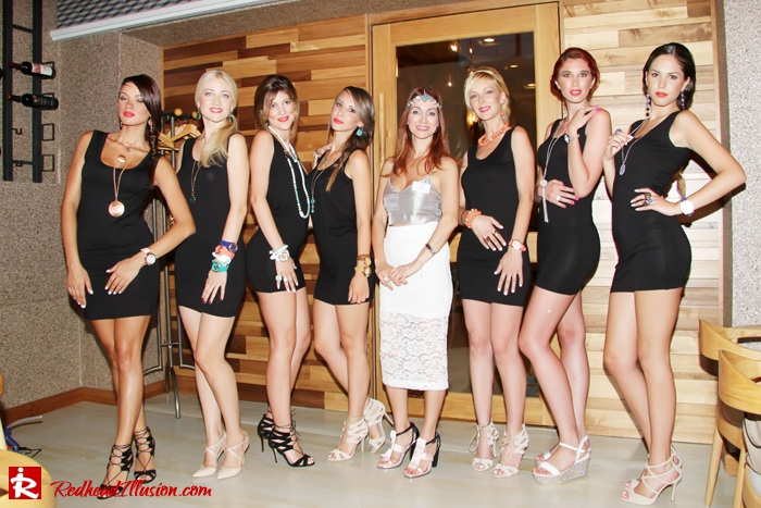 Redhead illusion - Summer party for Club Family and Child -Fashion event-11