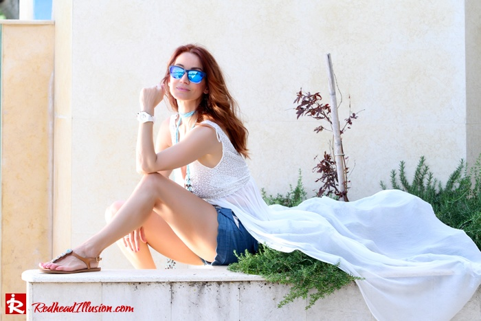 Redhead Illusion - Summer in the city - Part-3-03