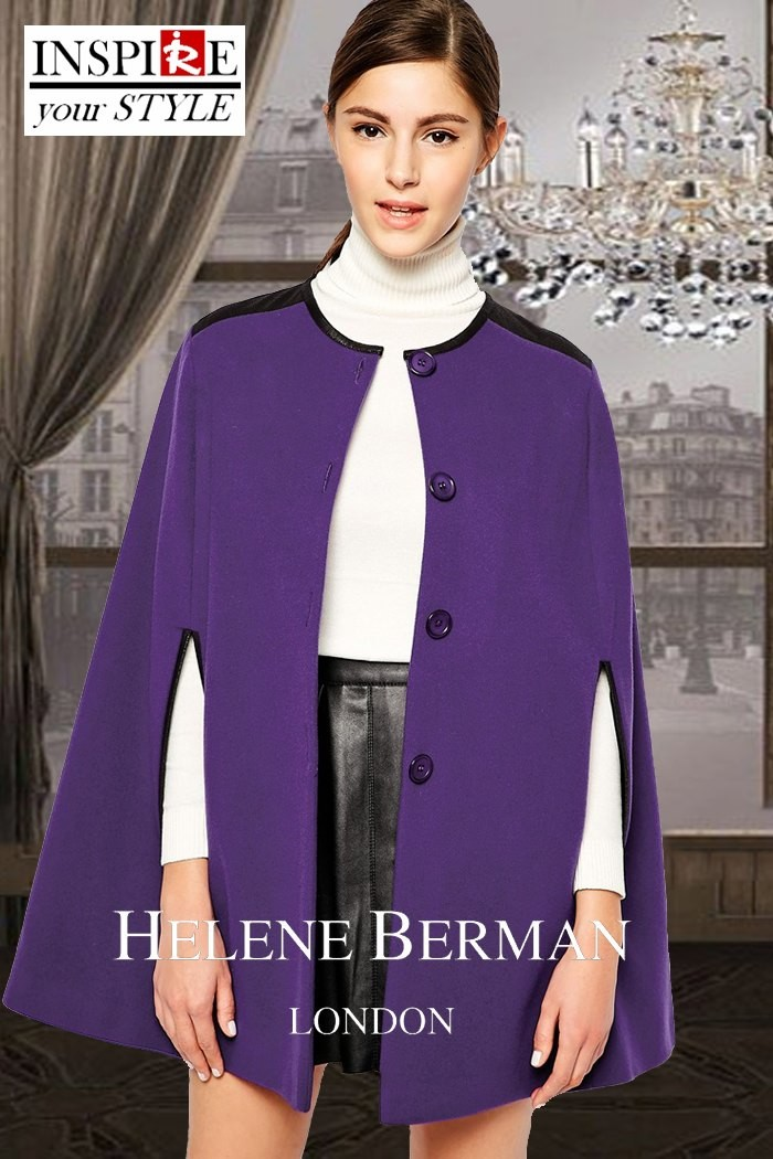 Redhead Illusion - Cape... Town - Fashion Capes - Inspire your style-06