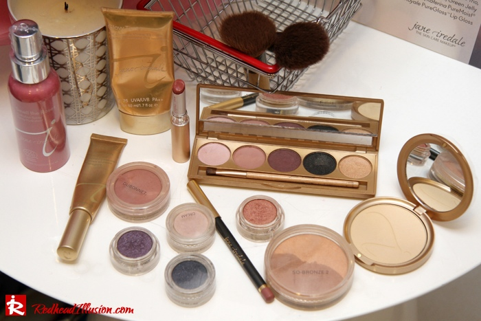 Redhead Illusion - Makeup time - Jane Iredale-02