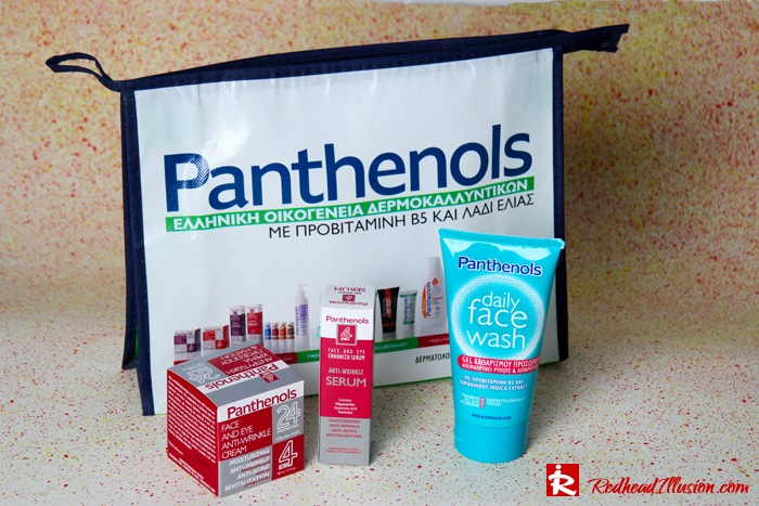 Redhead Illusion - Skin care beauty set from Panthenols-02