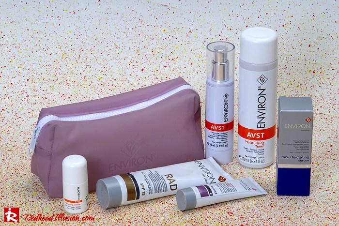 Redhead Ilusion - Beauty - Christmas present - Environ Skin Care-03