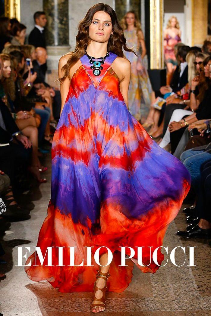 Emilio Pucci Άνοιξη-Καλοκαίρι 2015