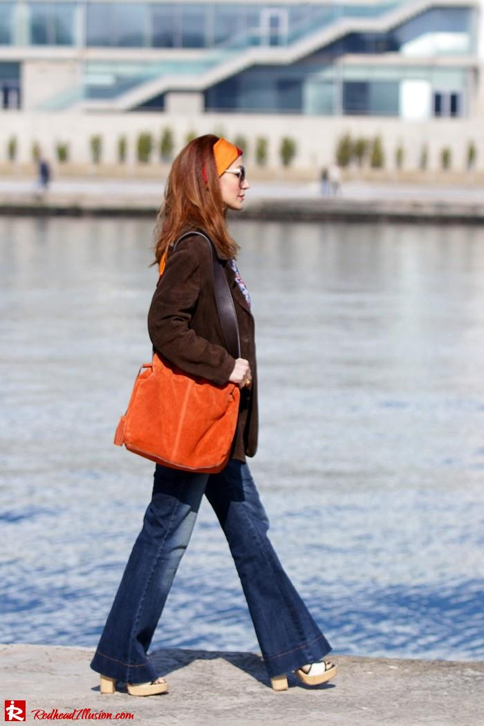 Redhead Illusion - Fashion blog by Menia - Flared Jeans - Denny Rose Jeans-03