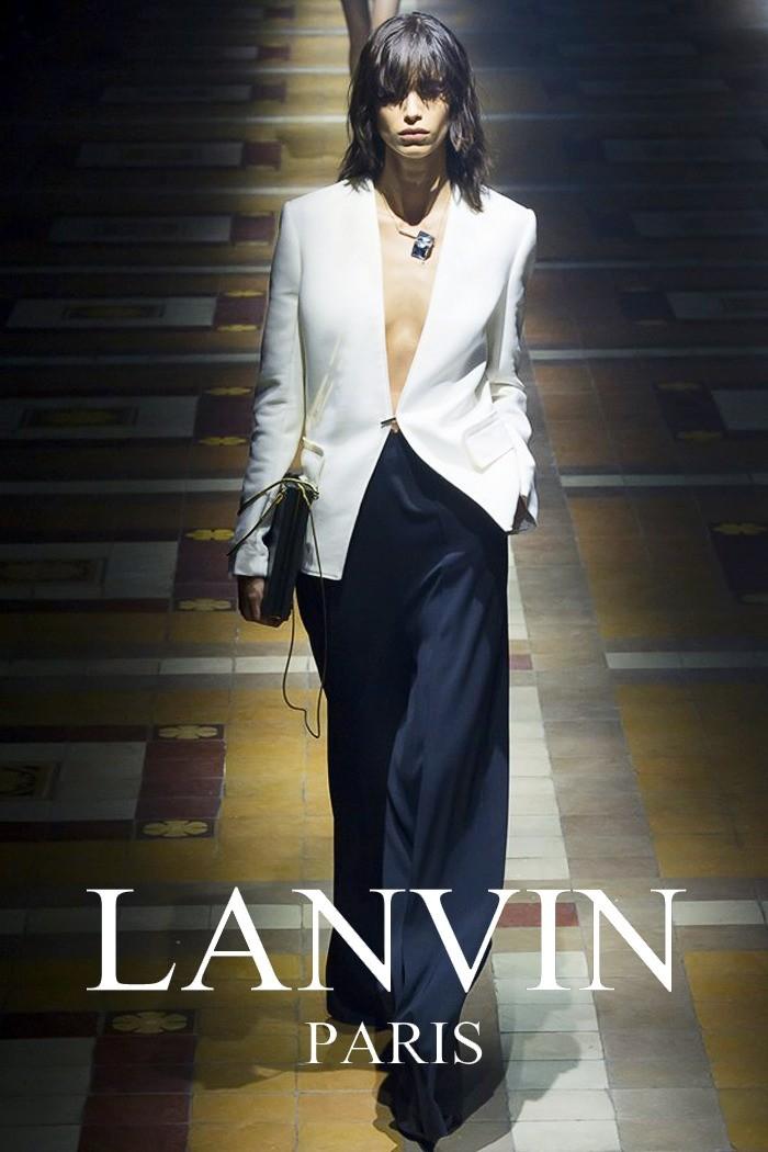 Lanvin Άνοιξη-Καλοκαίρι 2015