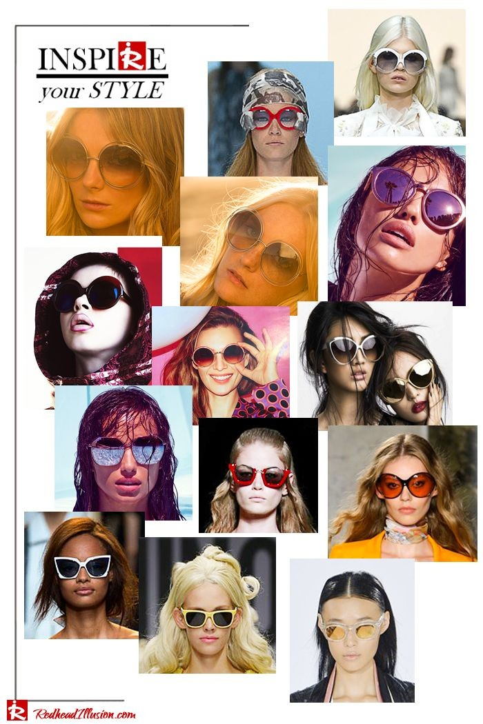 Εμπνευστείτε το στυλ σας – Αγαπημένα γυαλιά ηλίου Άνοιξη-Καλοκαίρι 2015