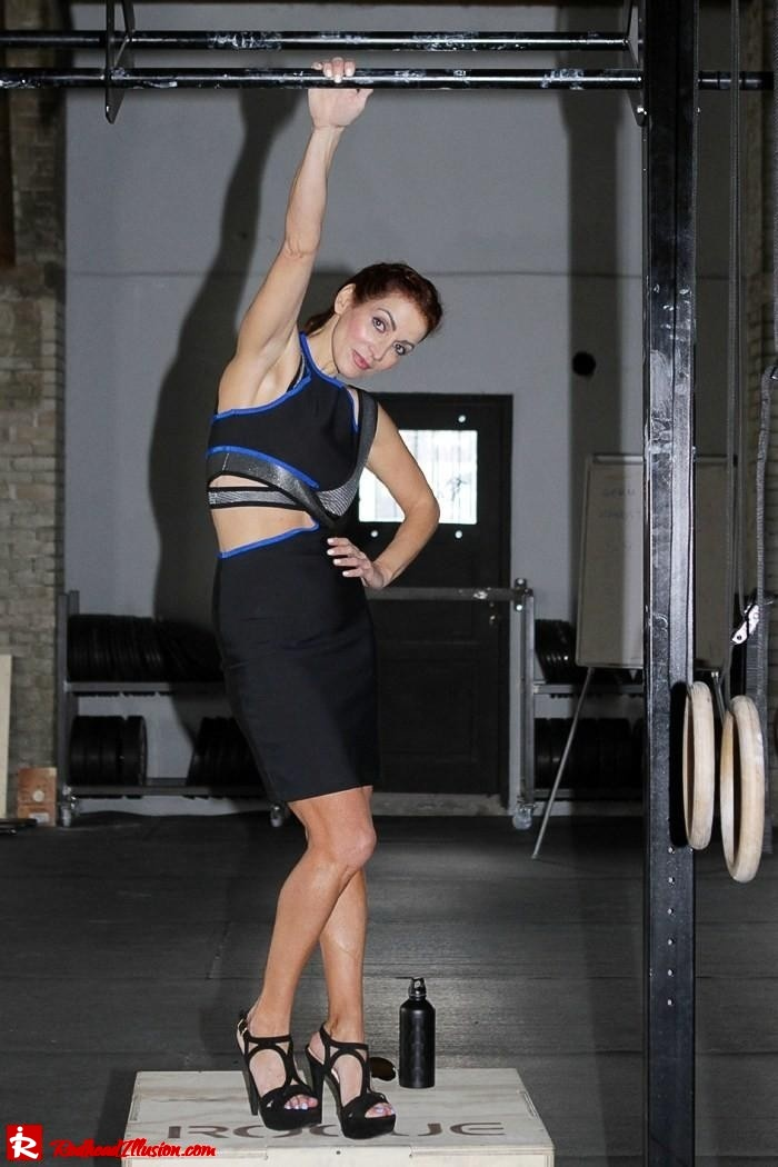 Redhead Illusion - Fashion Blog by Menia - Fashion gymaholic part 2! - Alexander Wang Sporty dress-02