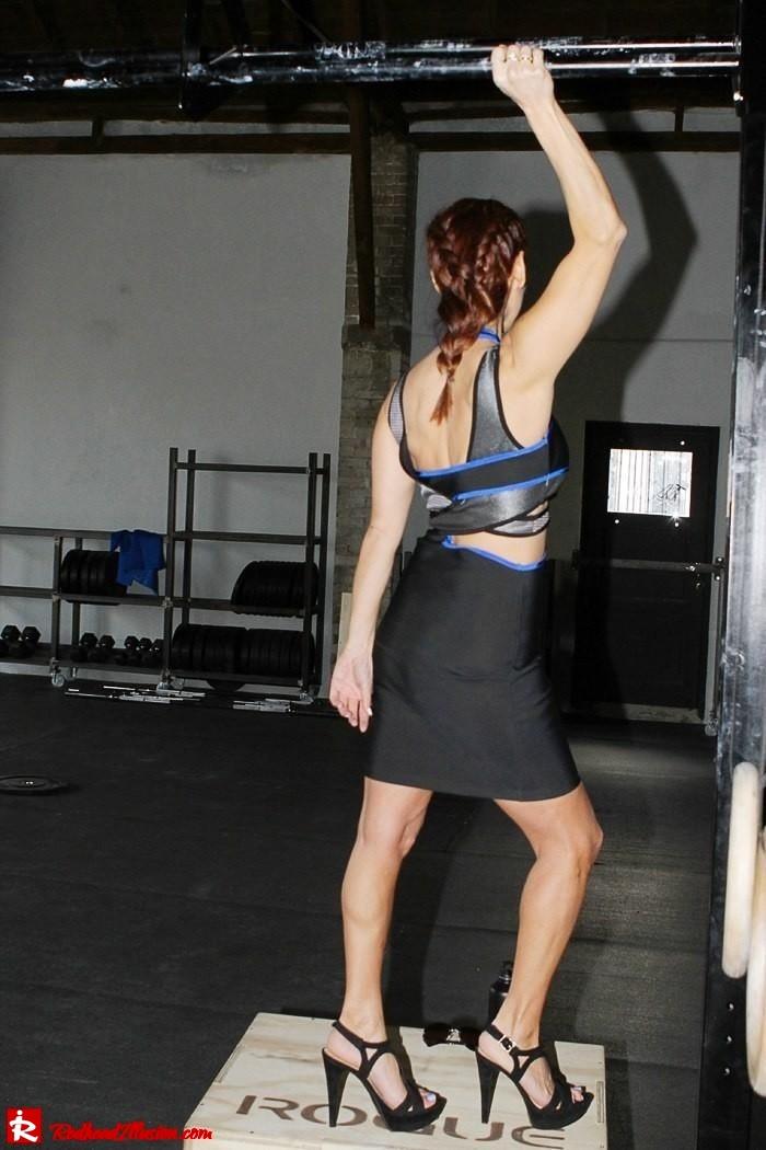 Redhead Illusion - Fashion Blog by Menia - Fashion gymaholic part 2! - Alexander Wang Sporty dress-04