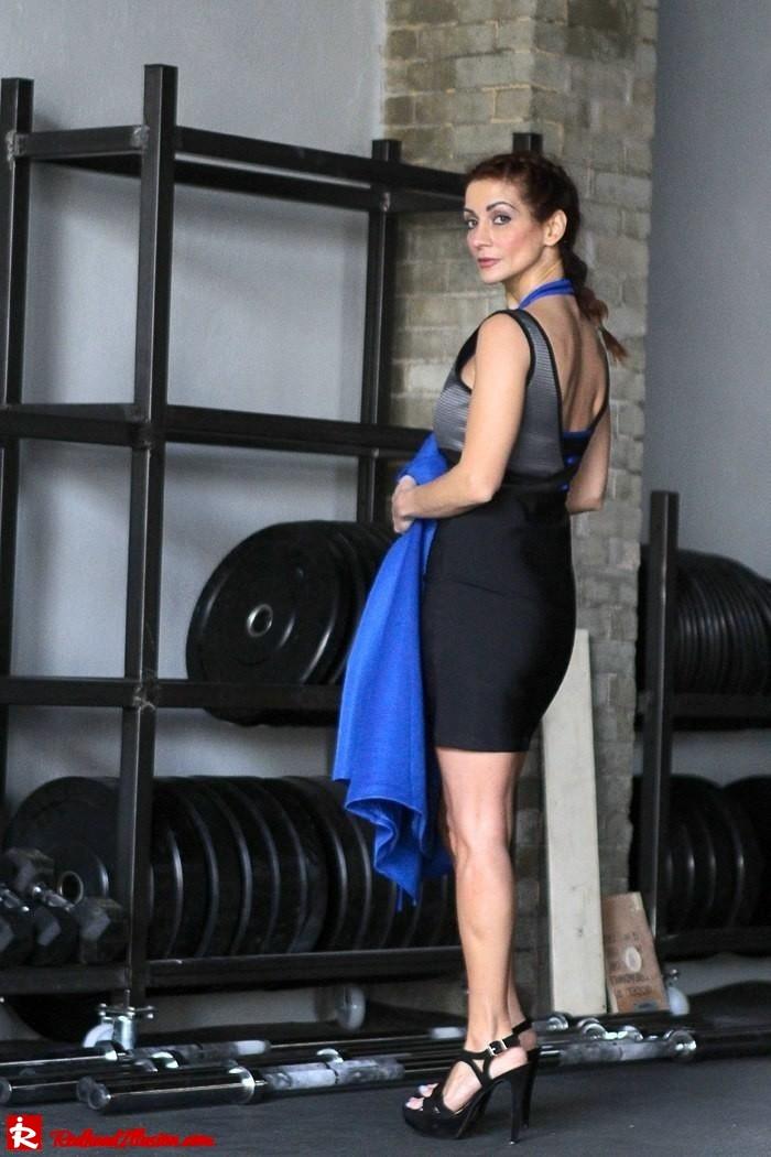 Redhead Illusion - Fashion Blog by Menia - Fashion gymaholic part 2! - Alexander Wang Sporty dress-07