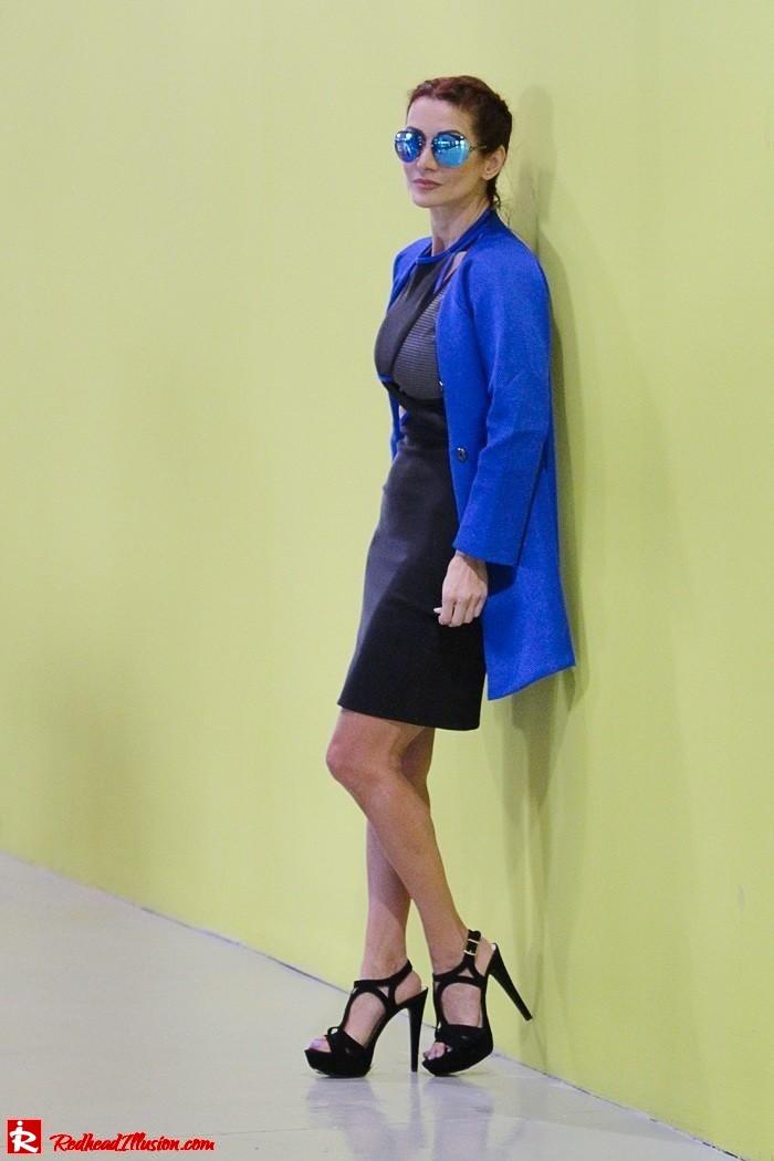 Redhead Illusion - Fashion Blog by Menia - Fashion gymaholic part 2! - Alexander Wang Sporty dress-10