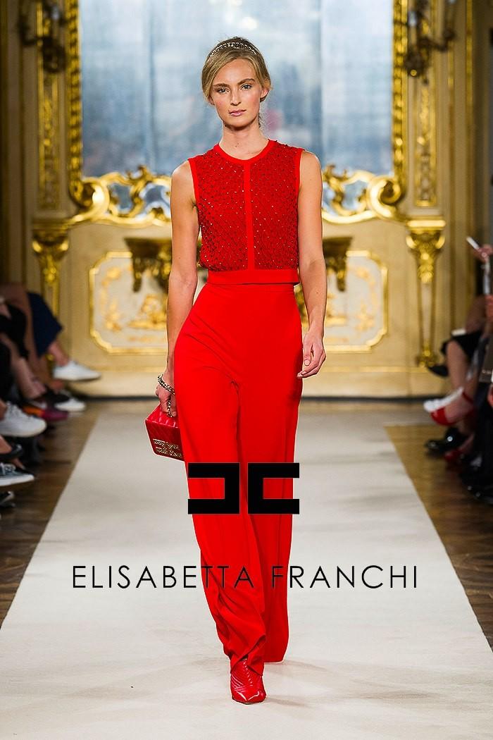Elizabetta Franchi Άνοιξη-Καλοκαίρι 2015