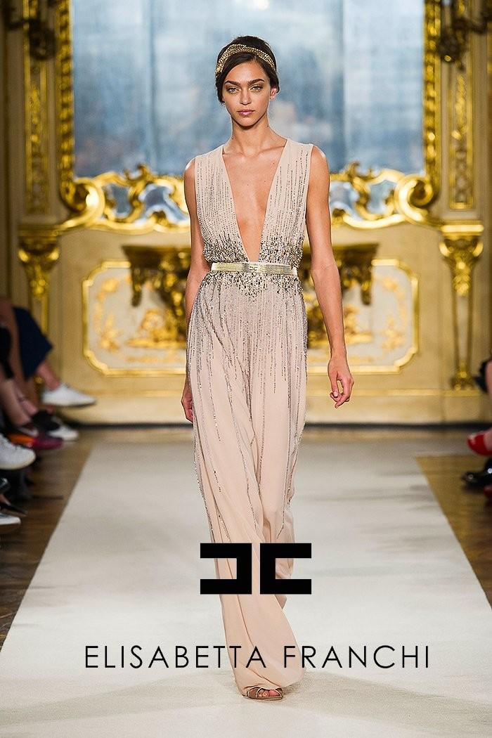 Redhead Illusion - Fashion Blog - Fashion Show Elisabetta Franchi Spring-Summer 2015-06