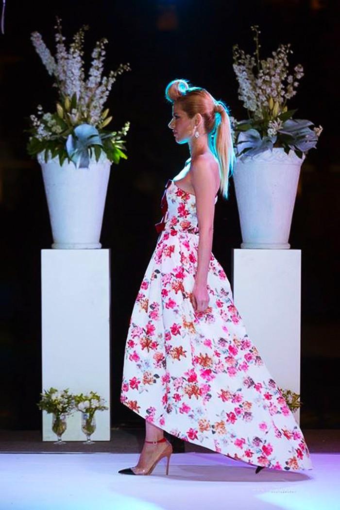 Redhead Illusion - Fashion Blog by Menia - White Swan - Fashion and Charity Event-04