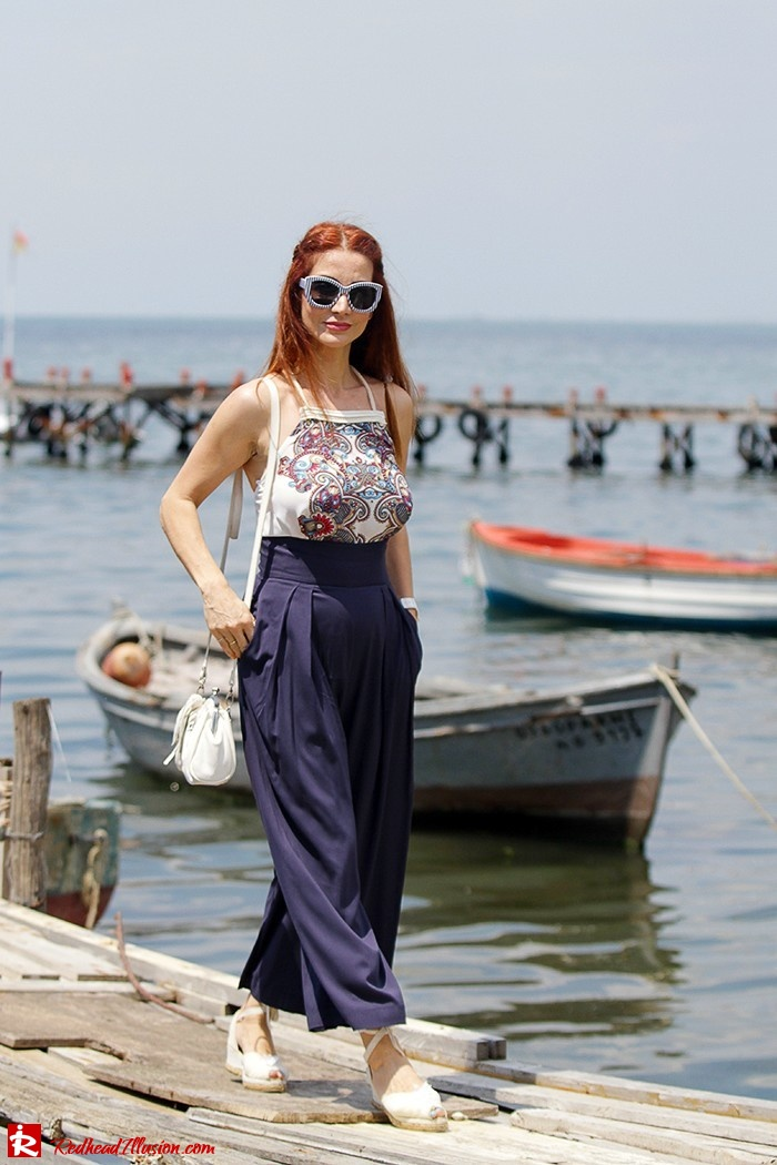 Redhead Illusion - Fashion Blog by Menia - Double Choice - culotte-01