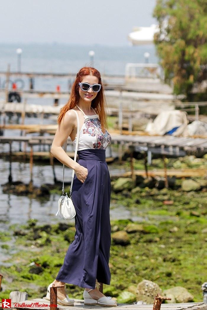 Redhead Illusion - Fashion Blog by Menia - Double Choice - culotte-02