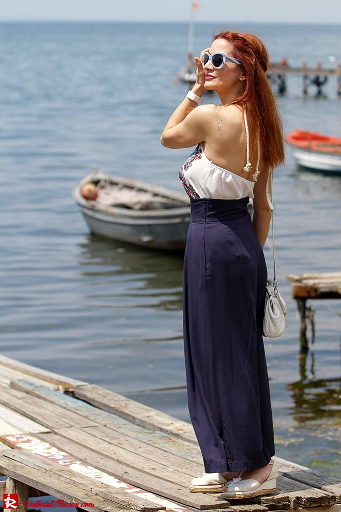 Redhead Illusion - Fashion Blog by Menia - Double Choice - culotte-04