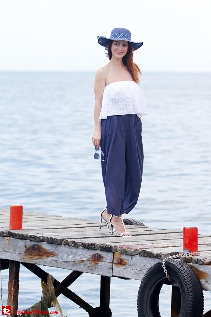 Redhead Illusion - Fashion Blog by Menia - Double Choice - culotte-06