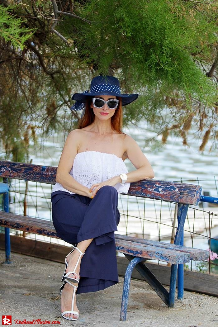Redhead Illusion - Fashion Blog by Menia - Double Choice - culotte-07