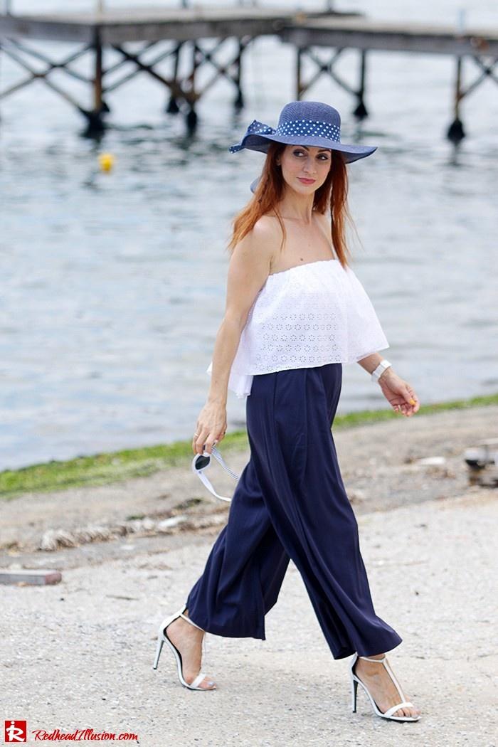 Redhead Illusion - Fashion Blog by Menia - Double Choice - culotte-08