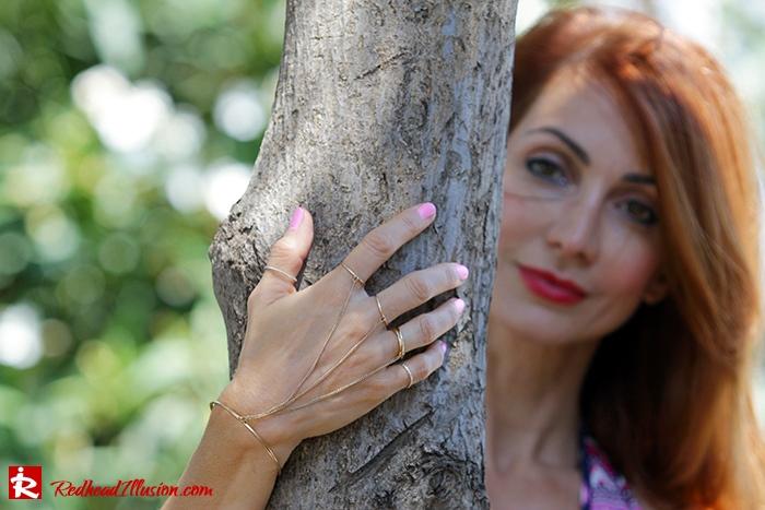 Redhead Illusion - Fashion Blog by Menia - Ethnic Trip - Asos Long Dress-04