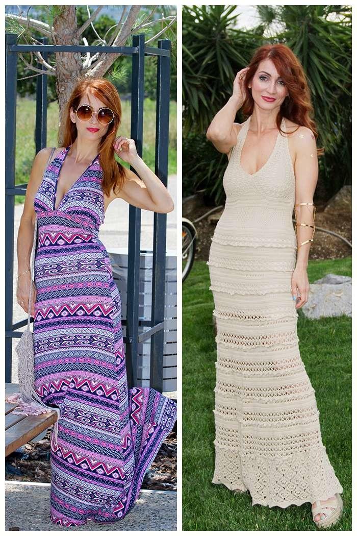 Redhead Illusion - Fashion Blog by Menia - Lately - Ethnic Dress- Crochet Dress-04