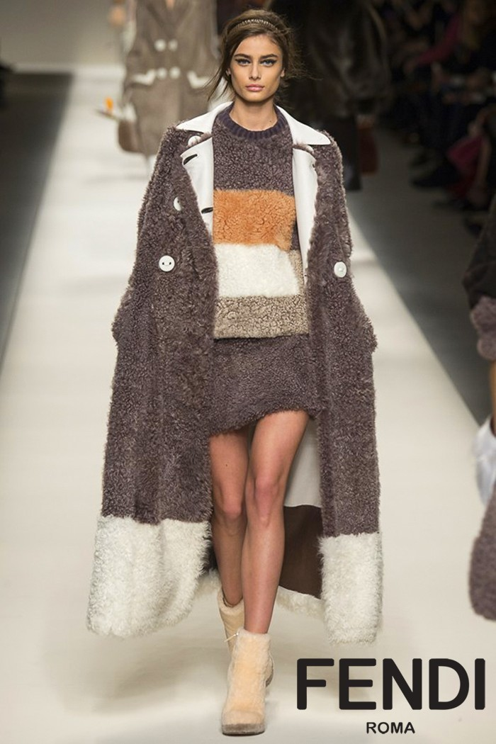 Fendi Fall-Winter 2015