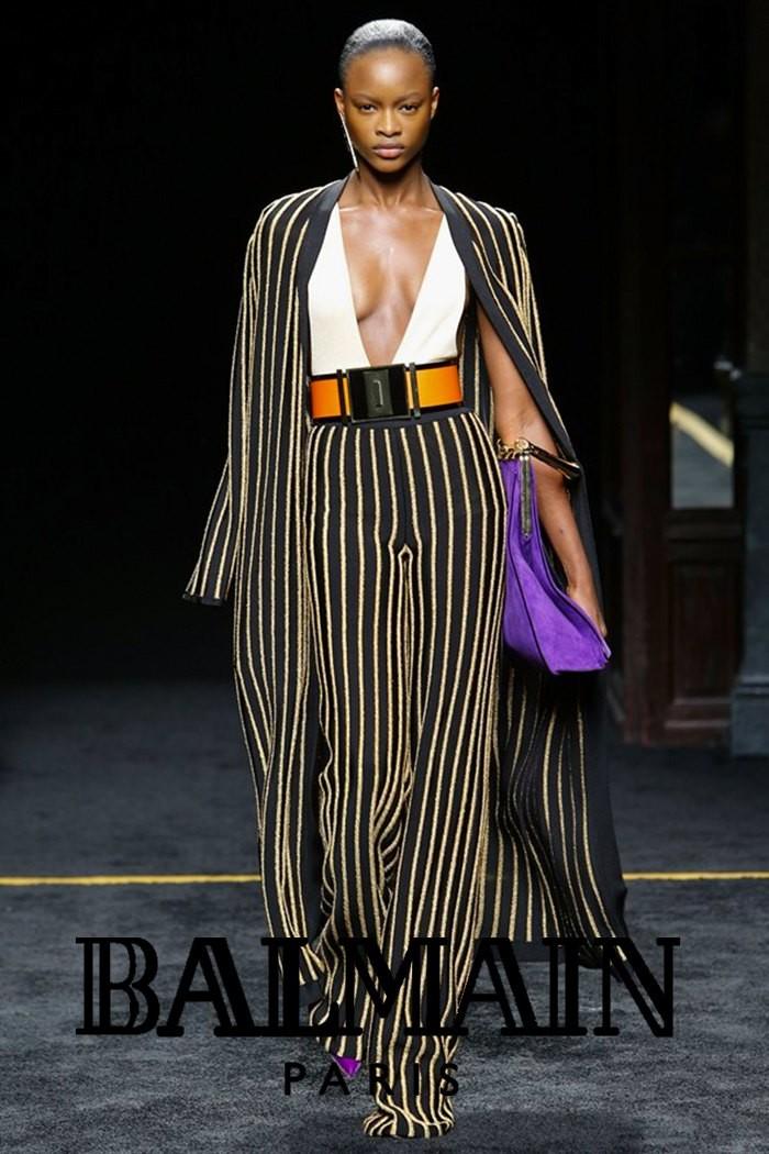 Redhead Illusion - Fashion Blog - Fashion Show Balmain - Autumn-Winter-2015-09