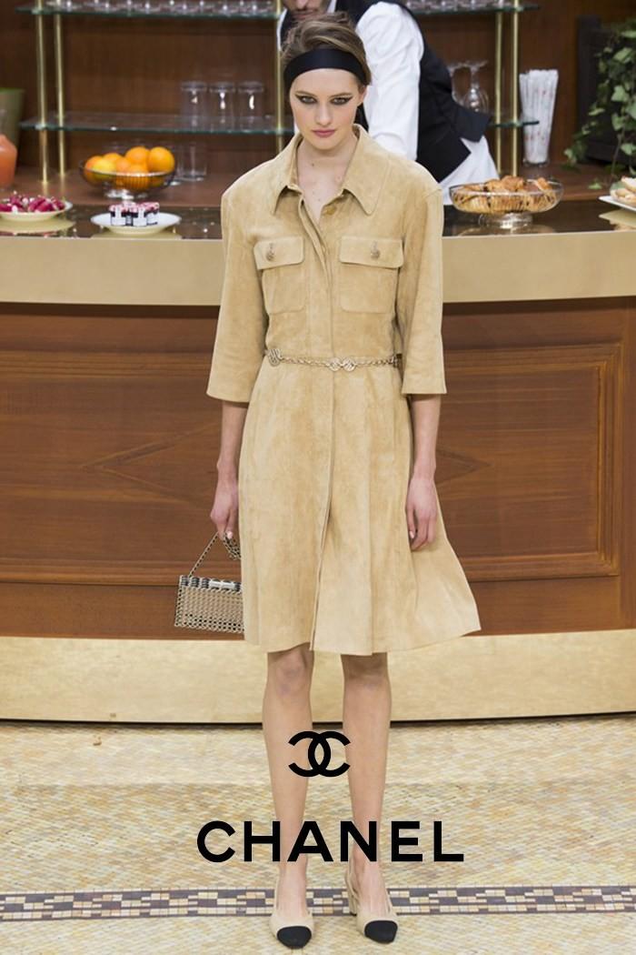Redhead Illusion - Fashion Blog - Fashion Show Chanel - Autumn-Winter-2015-02