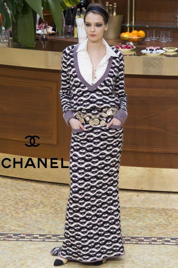 Redhead Illusion - Fashion Blog - Fashion Show Chanel - Autumn-Winter-2015-04