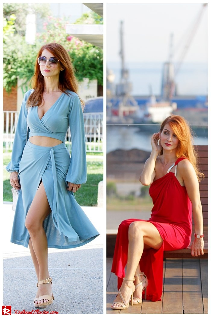 Redhead Illusion - Fashion Blog by Menia - Lately - Sep 15 - Asos Dress - Michael Kors Dress-04