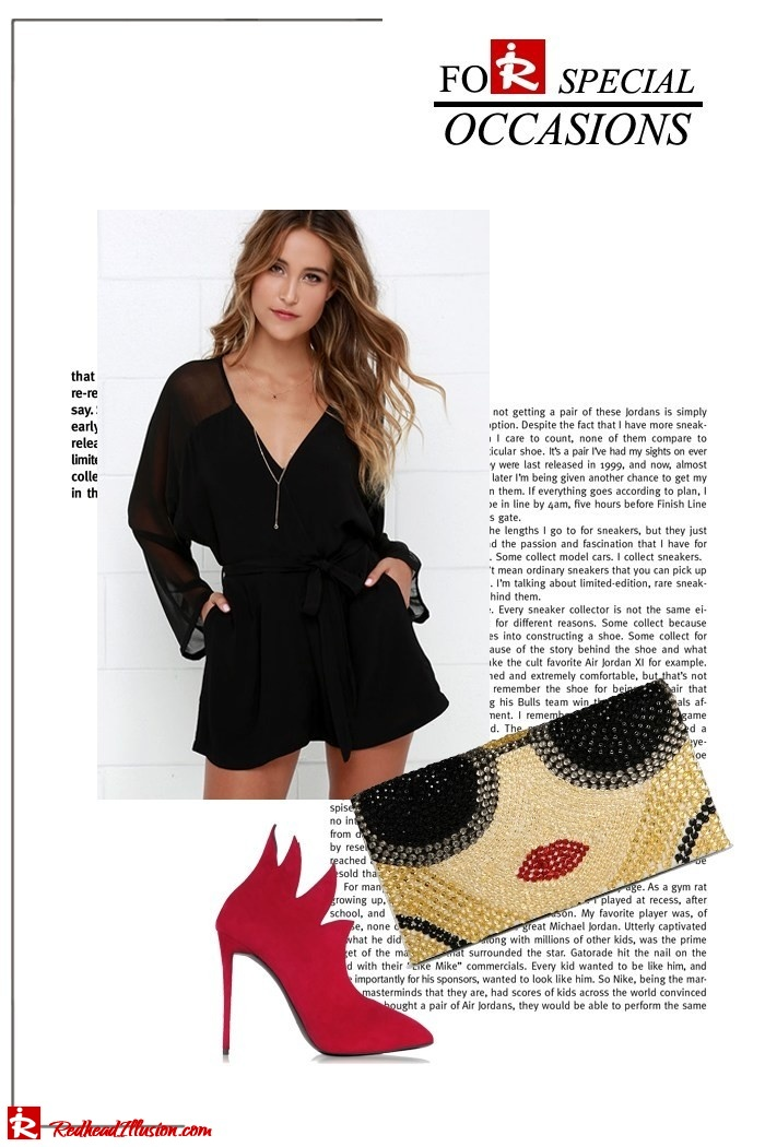 Redhead Iillusion - Fashion Blog by Menia - Playsuit - An Alternative Suggestion-02