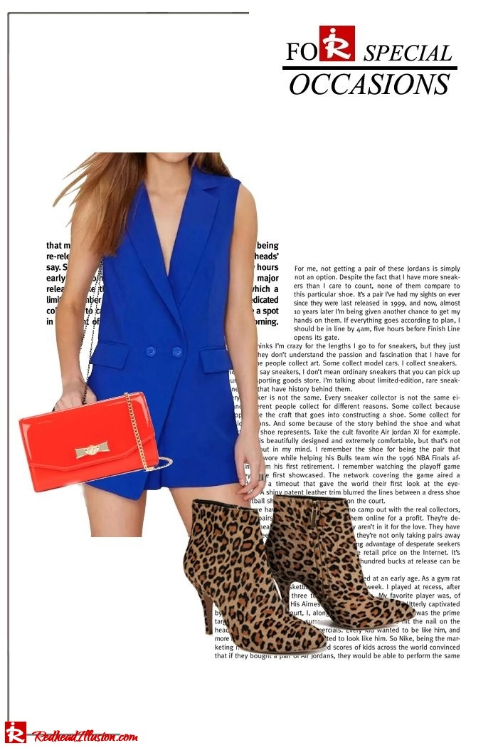 Redhead Iillusion - Fashion Blog by Menia - Playsuit - An Alternative Suggestion-03