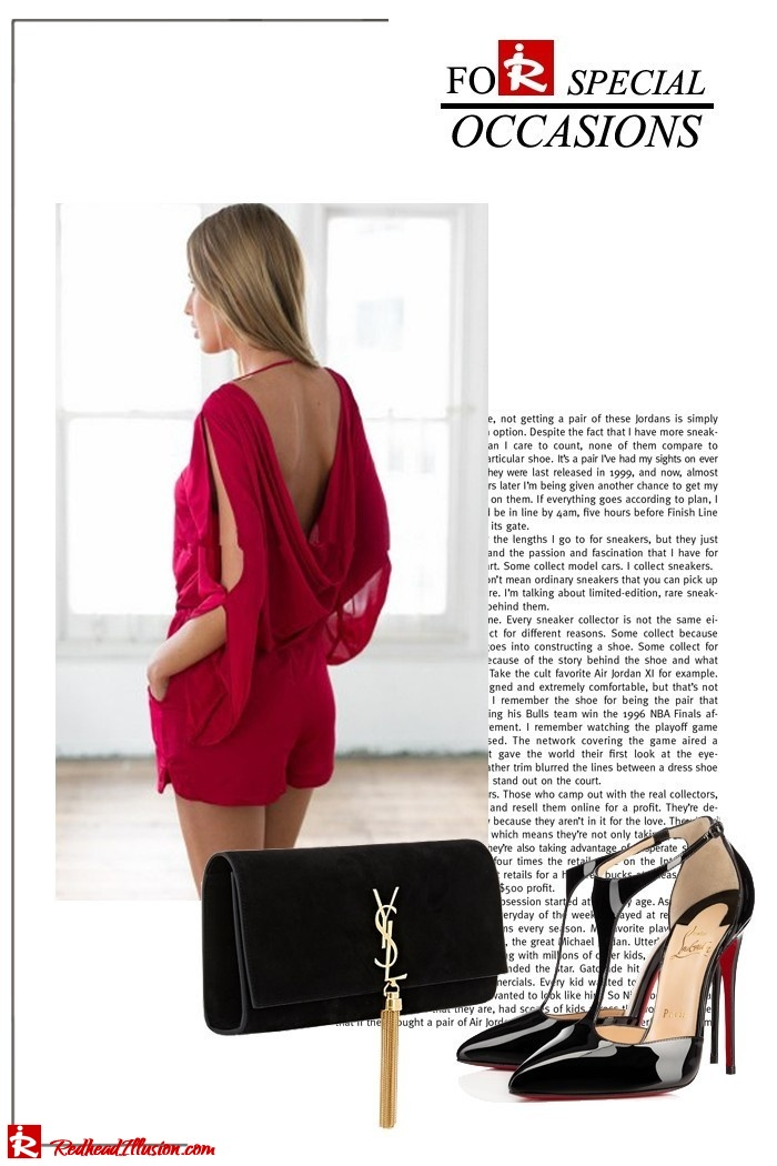 Redhead Iillusion - Fashion Blog by Menia - Playsuit - An Alternative Suggestion-05