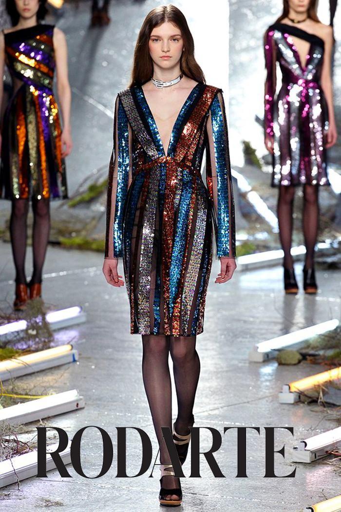 Redhead Illusion - Fashion Blog - Fashion Show - Rodarte Fall-Winter-2015-05
