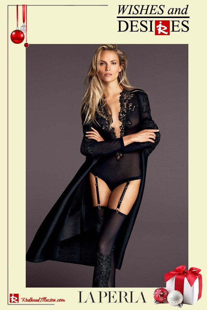 Redhead Illusion - Fashion Blog by Menia - Hidden Desires - La Perla Lingerie-07