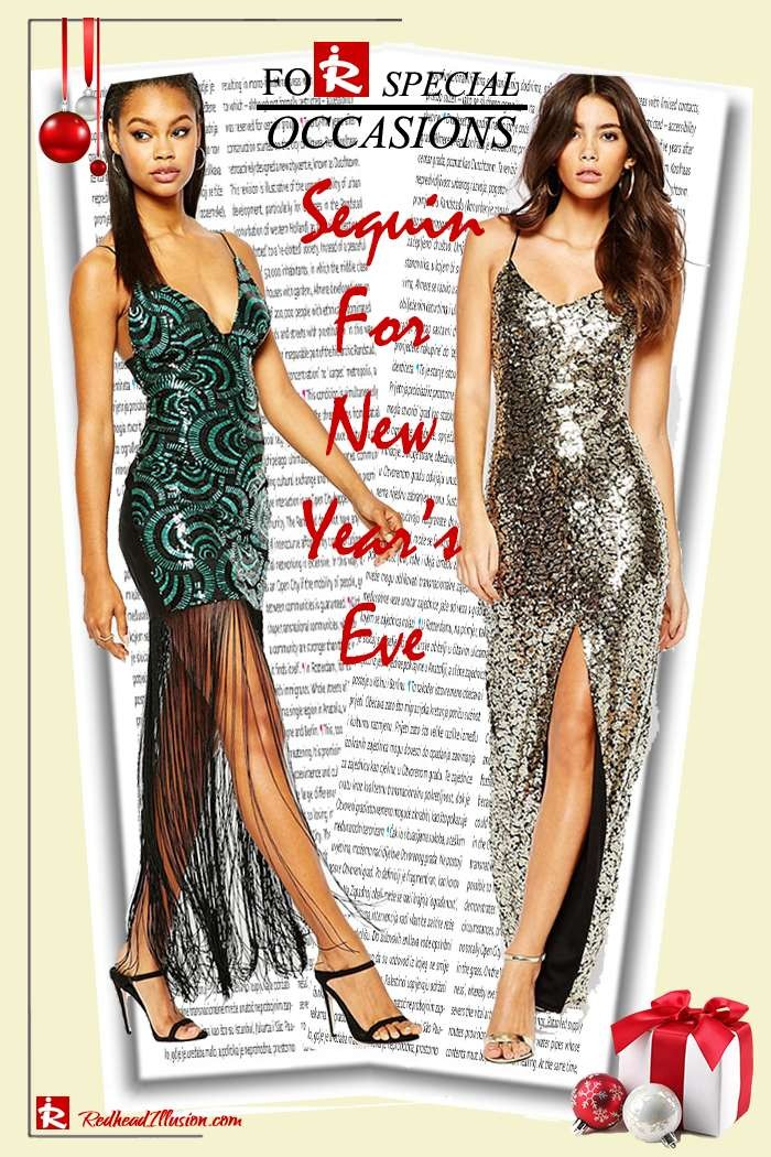 Sequin – A suggestion for New Year's Eve!