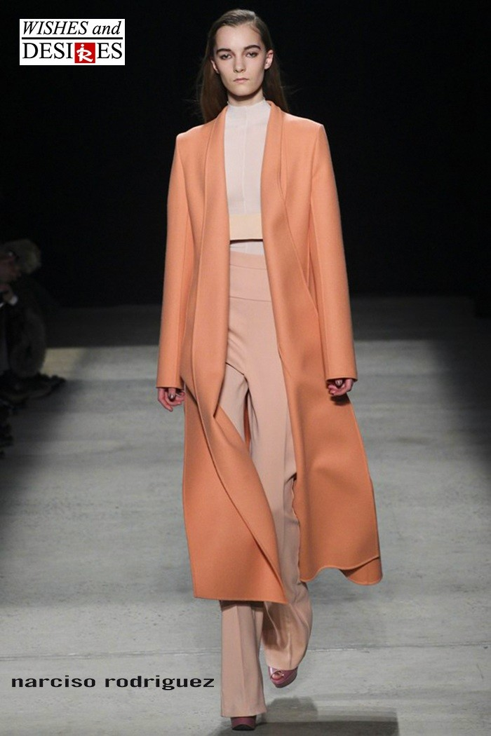 Redhead Illusion - Fashion Blog by Menia - Wishes and Desires - Dreamy Coats-10 - Narciso Rodriguez FW15
