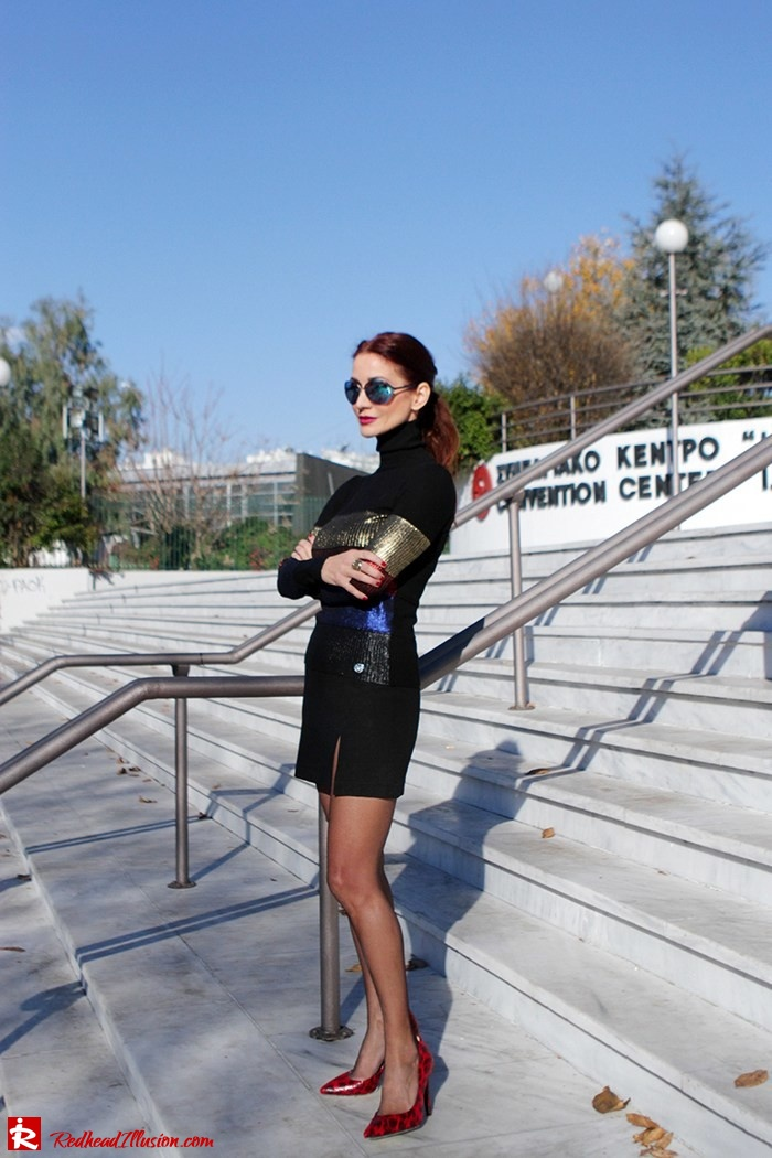 Redhead Illusion - Fashion Blog by Menia - Too small too tight - Toi-Moi skirt-06