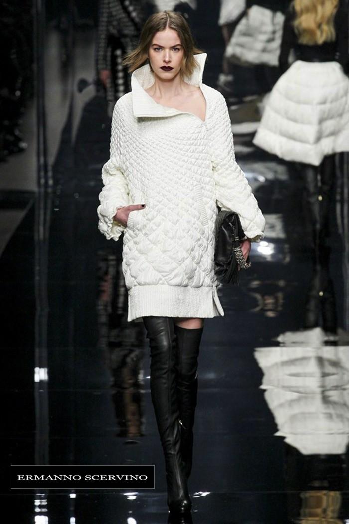 Redhead Illusion - Fashion Blog by Menia - Fashion Show - Ermanno Scervino - Fall-winter 2015-02