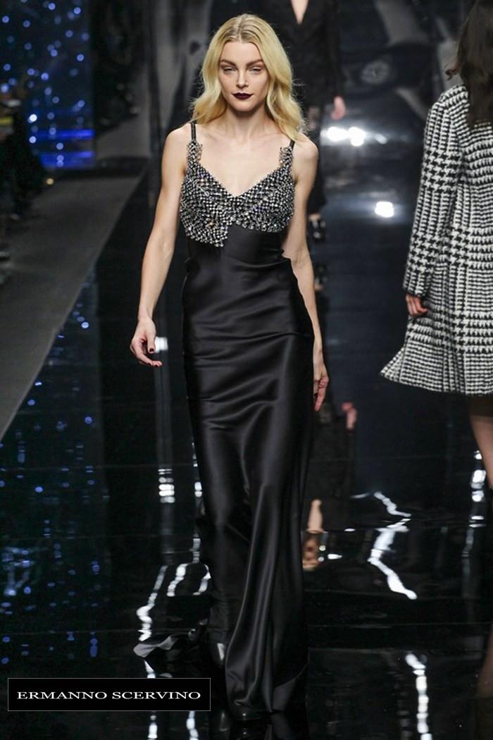 Redhead Illusion - Fashion Blog by Menia - Fashion Show - Ermanno Scervino - Fall-winter 2015-04