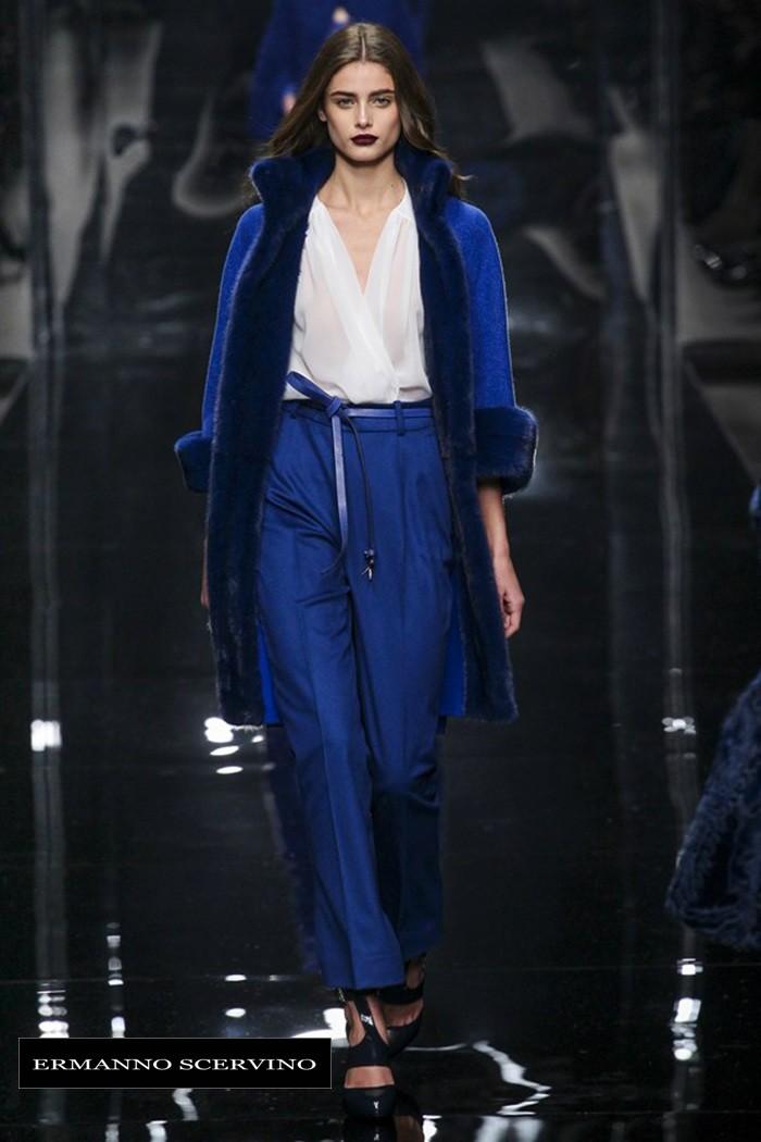 Redhead Illusion - Fashion Blog by Menia - Fashion Show - Ermanno Scervino - Fall-winter 2015-06