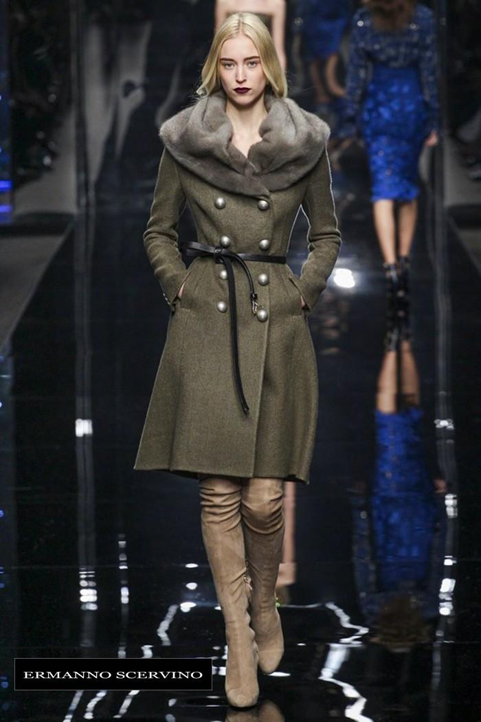 Redhead Illusion - Fashion Blog by Menia - Fashion Show - Ermanno Scervino - Fall-winter 2015-07