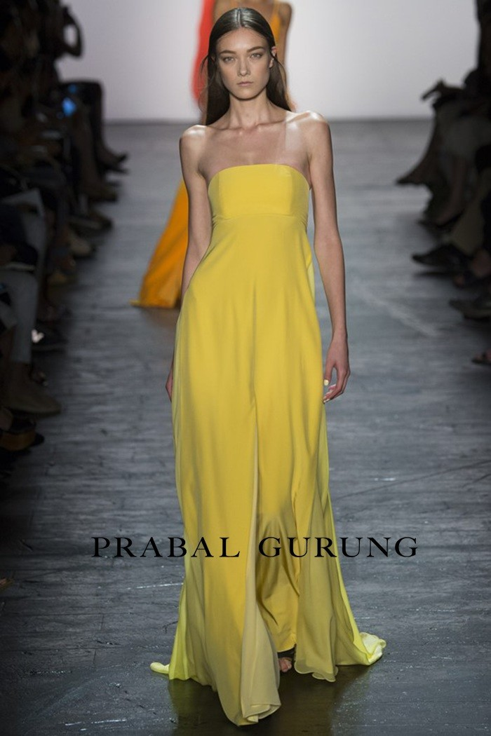 Redhead Illusion - Fashion Blog - Fashion Show - Prabal Gurung - Spring-Summer-2016-05